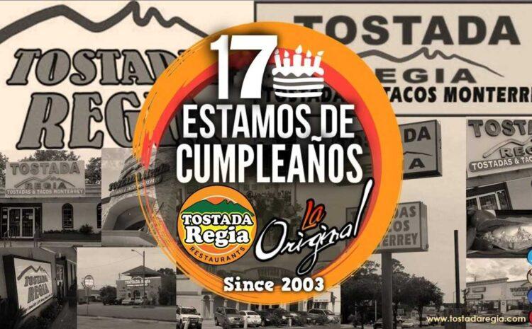17 aniversario